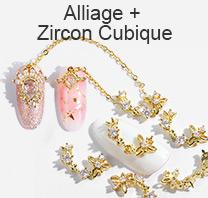 Alliage + Zircon Cubique