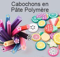 Cabochons en Pâte Polymère