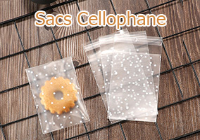 Sacs Cellophane
