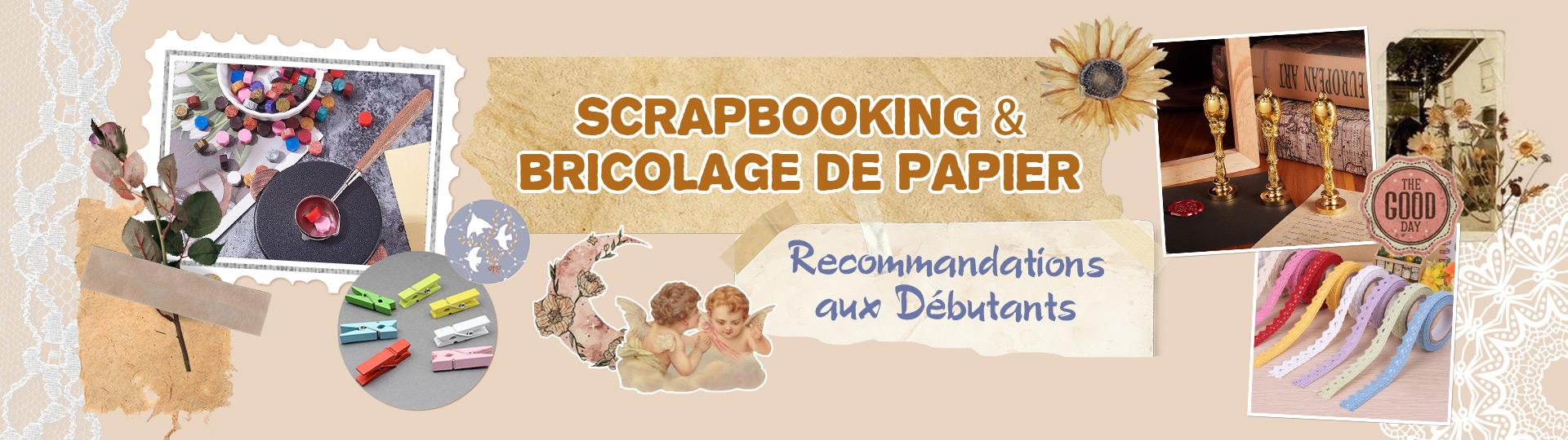 Scrapbooking & Bricolage de Papier
