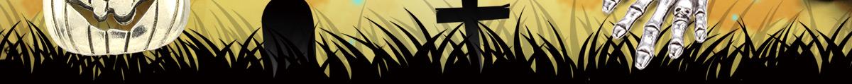 Pendenti & Perline di Tema di Halloween - Dolcetto o Scherzetto