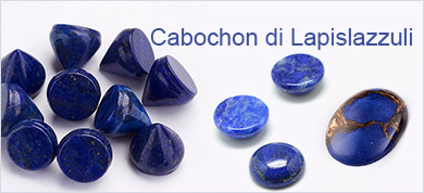Cabochon di Lapislazzuli