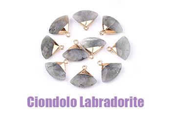 Ciondolo Labradorite