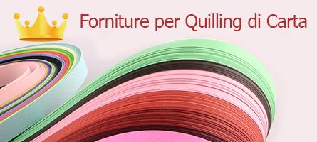 Forniture per Quilling di Carta